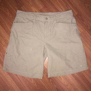 The North Face Men's Nylon Hiking Shorts - Size 36